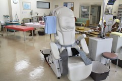腰椎牽引治療器